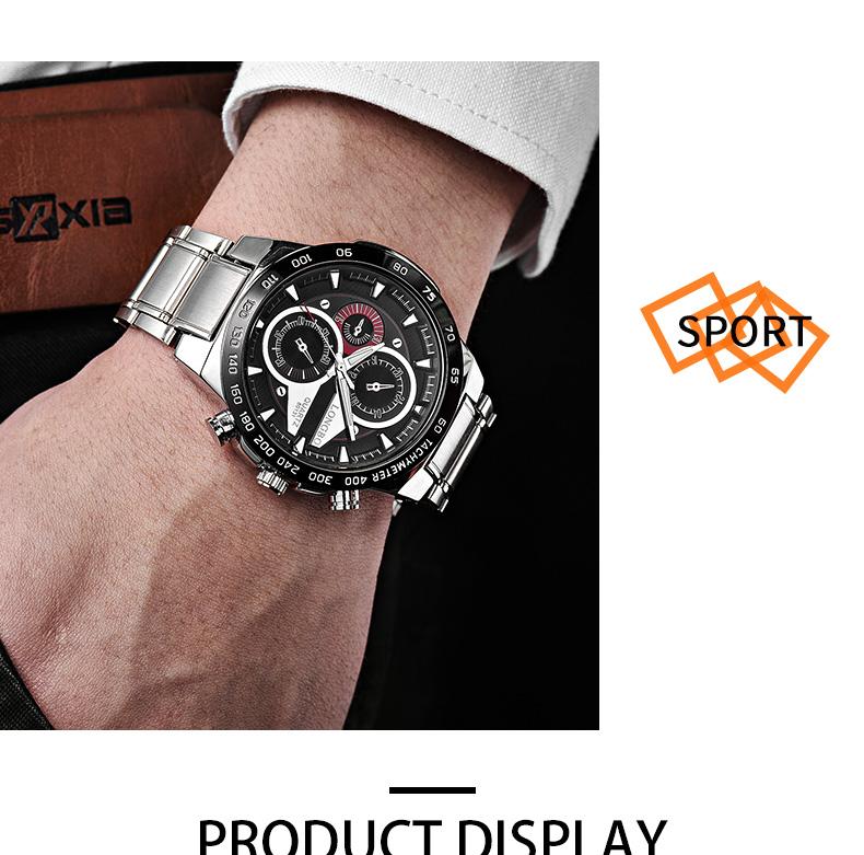 0c8b51ec9d6 Detail Feedback Questions about LONGBO Brand Men s Watch Military ...