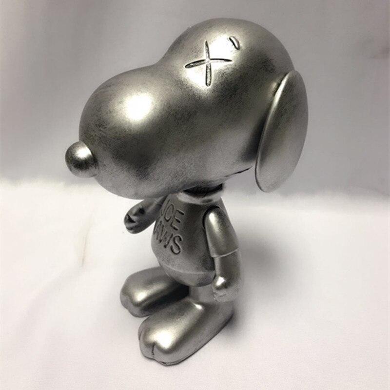 Kaws Joe Snoopy Toy Medicom Vinyl Figure Hot 2019  Worldwide Shipping