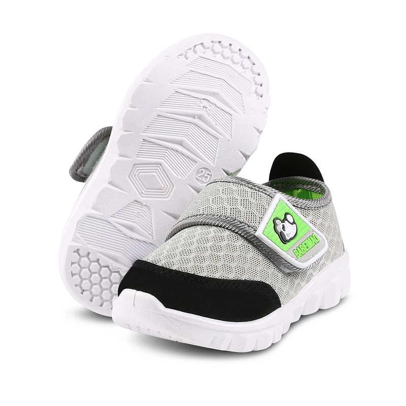 0c4ad88b ... Модные детские кроссовки для мальчиков обувь для девочек повседневные летние  кроссовки сетчатые Дышащие Детские обувь для ...