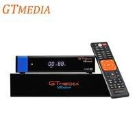 [Genuine]GTMedia V8 Nova Blue DVB S2 Satellite Receiver Asia Southafrica Rca Support H265 IPTV Yotube Cccam Football Tv Receiver