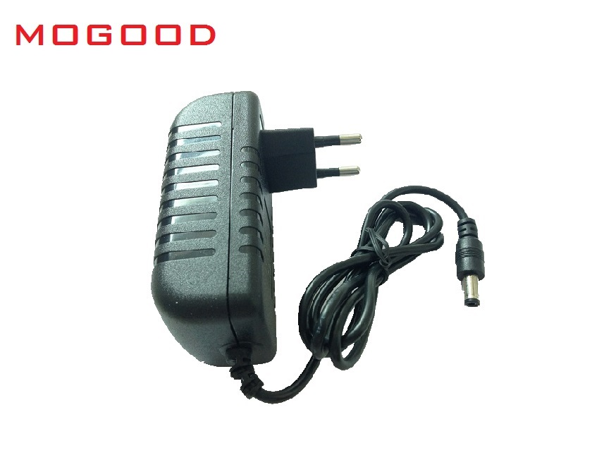 все цены на  MoGood European/Germany Standard Power Supply DC12V/2A 5.5X2.5 for CCTV  IR IP Camera  онлайн