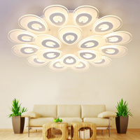 High Brightness Modern Simple Led Ceiling Lights For Living Room Luminarias Para Sala Ceiling Fixtures Bedroom