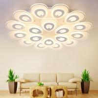 High Brightness Modern Simple Led Ceiling Lights For Living Room Luminarias Para Sala Ceiling Fixtures Bedroom
