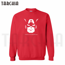 TARCHIA 2019 hoodies sweatshirt personalized men coat casual parental captain face avenger American survetement homme boy