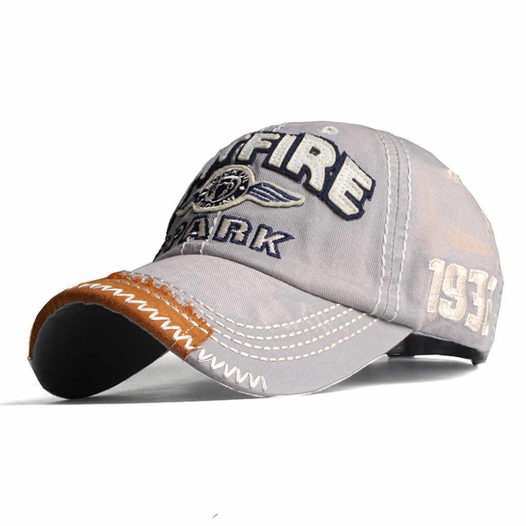 Femmes hommes brodé fleur Denim casquette mode casquette de Baseball vêtements accessoires Topee gorro hombre verano