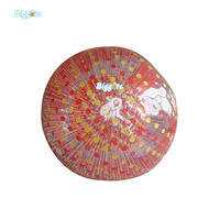 Inflatable Biggors High Quality PVC Material Outdoor Sports Games Inflatable Zorb Ball Bumper Ball