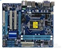 100% original Freies verschiffen motherboard für Gigabyte GA-H55M-D2H DDR3 H55M-D2H-DESKTOP LGA 1156 kostenloser versand