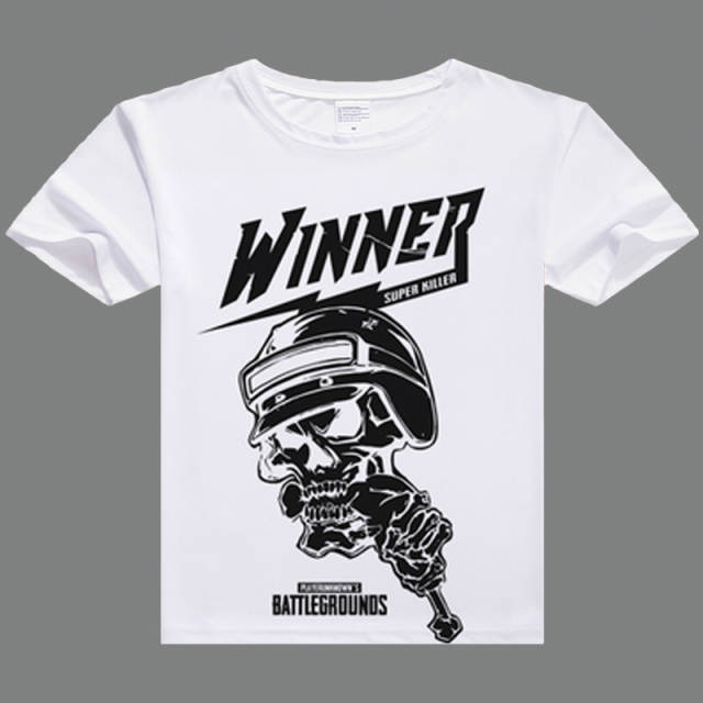 3579de95 placeholder PUBG tshirt Hot Game printing casual tshirt for men PLAYERUNKNOWN'S  BATTLEGROUNDS T shirts men fashion t