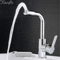 Kitchen Bathroom Mixer Sink Faucets Hot Cold Mixed Taps G1 2 720 Degree Swivel Brass Tap