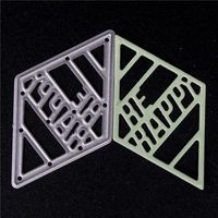 Metal Cutting Dies for Diy Scrapbooking Die Cut New 2018 Cuts for Paper Card Making Craft Embossing Photo diamond mold
