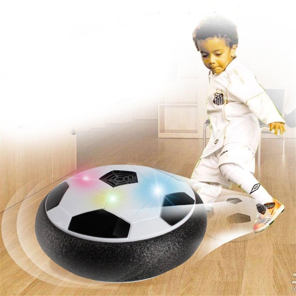 Heico Soccer Ball Lamp: 18cm 1PC Air Power Soccer Ball Hover Ball Funny LED Light