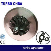 Turbo CHRA 4541450003 4541450002 Turbocharger cartridge for Mercedes Unimog E Klasse 250 TD (W210) NFZ Industriemotor