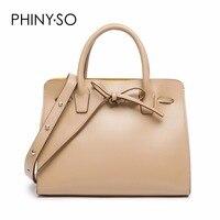 Fashion Famous Brand Women Bags Handbags High Quality Genuine Leather Shoulder Bolsa Business Saffiano Sun Bag