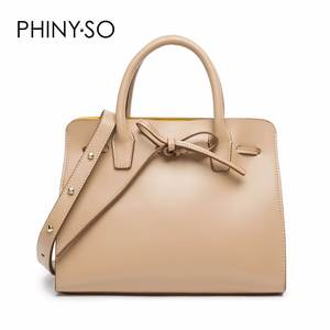 e3d942f81d phiny·so Women Handbags Genuine Leather Shoulder bag with