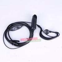 מכשיר הקשר עבור אוזניות אוזניות Baofeng Waterproof מכשיר הקשר UV-XR UV-5S UV5R-WP GT-3WP T-57 R760 GT-3TP מקורי אוזניות אפרכסת (1)
