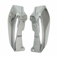Brand New Air Deflector Trims For Harley Touring Road King Street Glide FLHX Electra Glide 2009