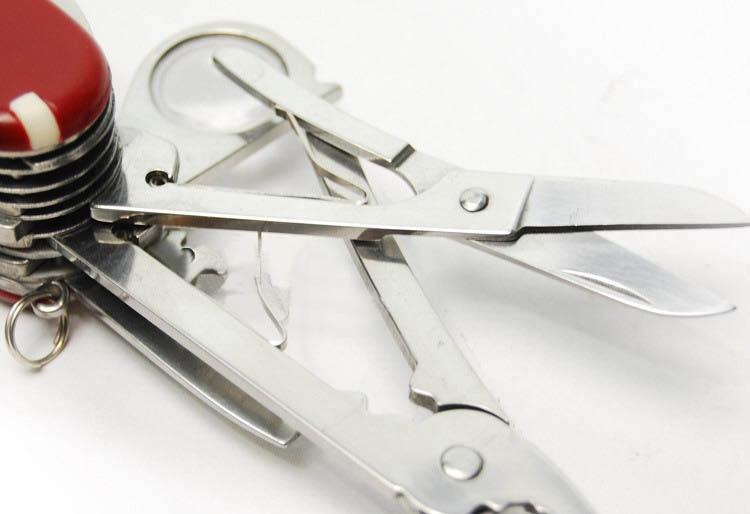 Многофункциональный швейцарский 91 мм складной нож из нержавеющей стали многофункциональный инструмент армейские ножи карманный охотничий Открытый походный нож для выживания