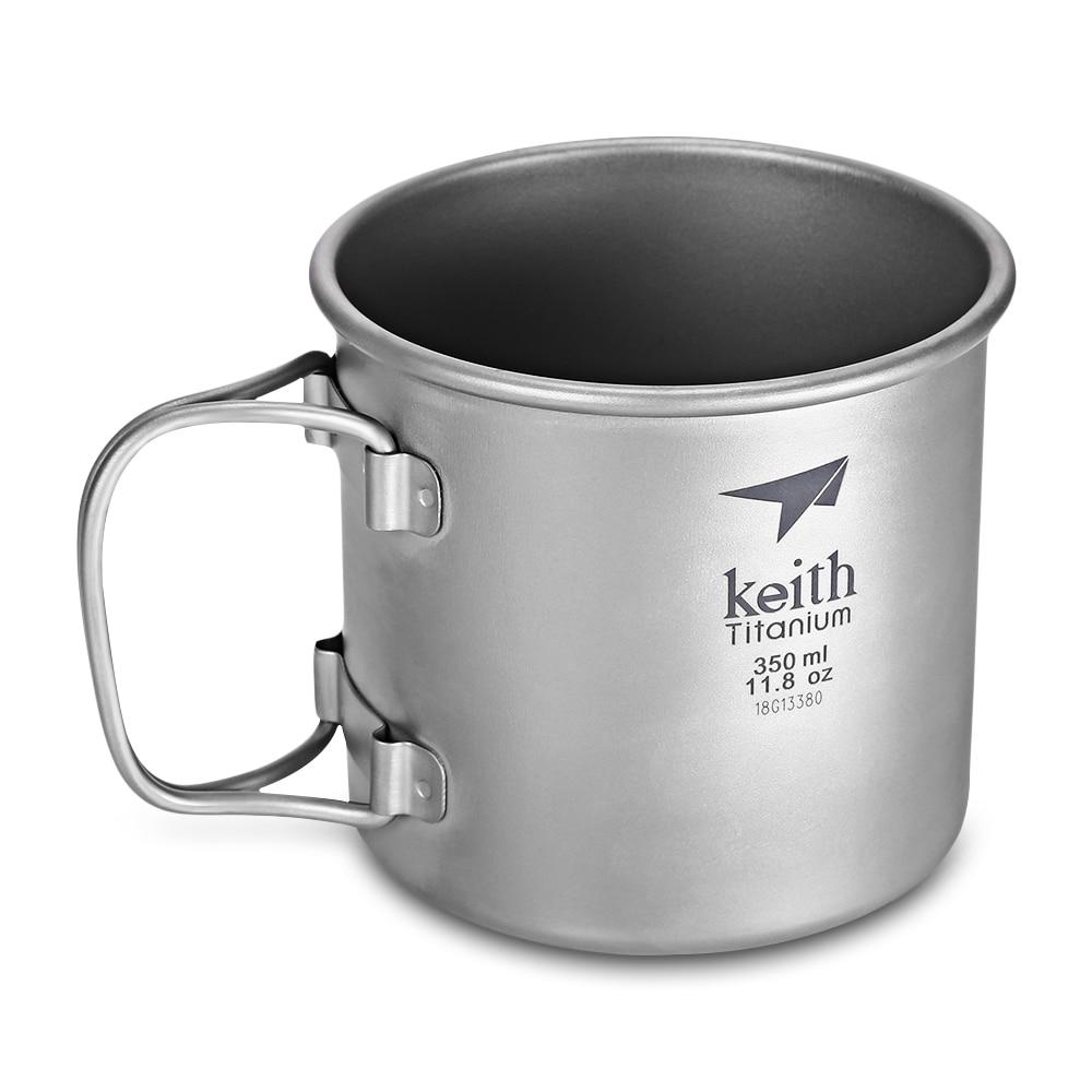 3500 ml titanium extérieure Vaisselle Ensemble Camping Tasse bouteille pliable Pot Bouilloire super léger poids thé Bouilloire Café Pot