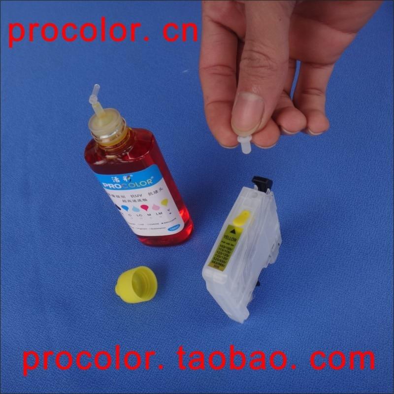 PROCOLOR BD-LC563 / LC565 / LC567 / LC569 CISS Tinta de tinta de - Electrónica de oficina
