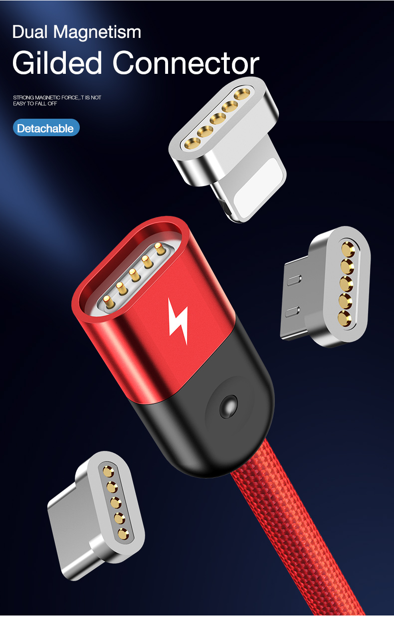 Magnetic USB Cable (8)