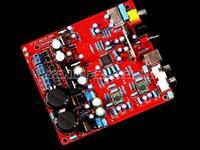 Montaż AK4399 + PCM2706 + WM8805 płyta dekodera HIFI PCM2706 usb audio tablica dac w Wzmacniacz od Elektronika użytkowa na