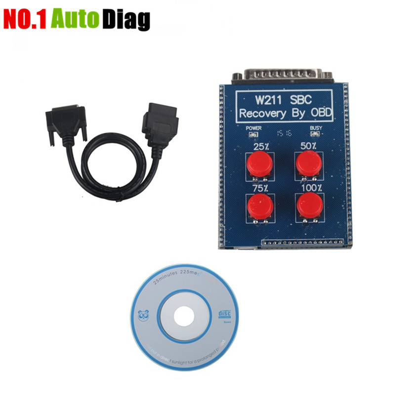 Best Quality W211/R230 ABS/SBC Tool Repair Code C249f For