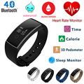 A99 Plus Smart Bracelet Intelligent Clock Smartband Blood Oxygen Monitor Heart Rate Sport Health Fitness Tracker For iOS Android