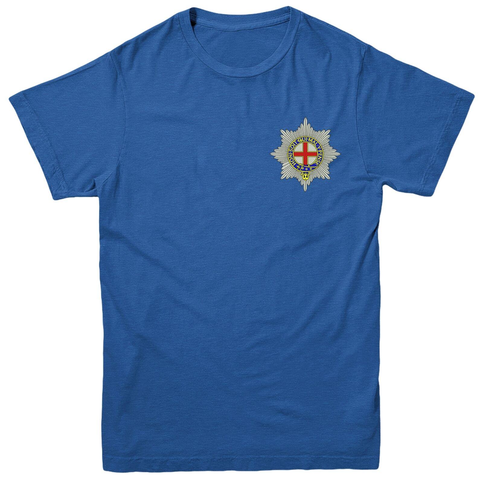 Long or Short Sleeve Smart Shirt Coldstream Guards