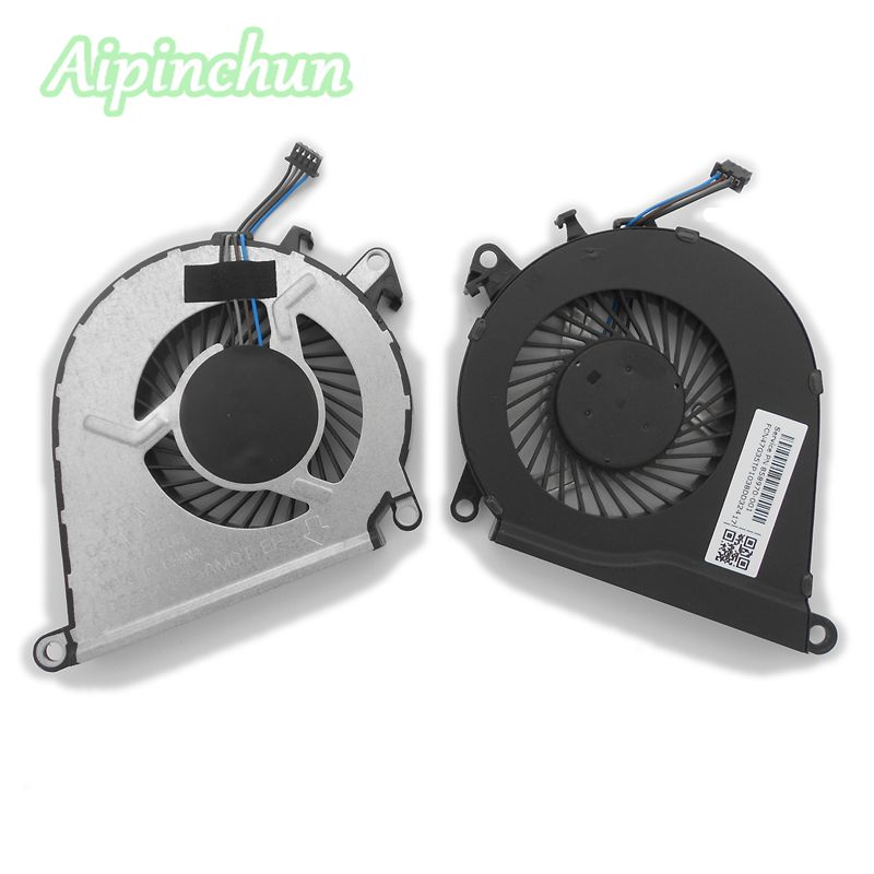 Details about New CPU Fan For HP OMEN 15-AX 15-AX020 15-AX039 -AX252 15-BC  TPN-Q173 858970-001