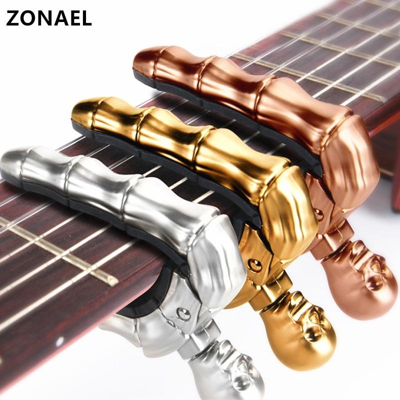 SODIAL R Un conjunto de 6 cuerdas para guitarra acustica.