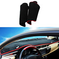 Car Styling Interior Carpet Photophobism Dashboard Protection Pad Mat Accessories For American Toyota Corolla 2014 2015 2016 LHD