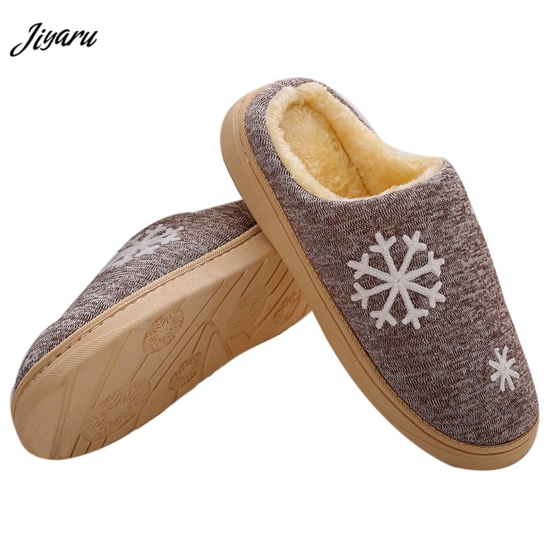 Hot Sale Winter Men Home Slippers Men Indoor Slippers Winter Male Warm Plush Slippers Men Home Shoes Male Soft Shoes for Bedroom fghgf shoes men s slippers hma