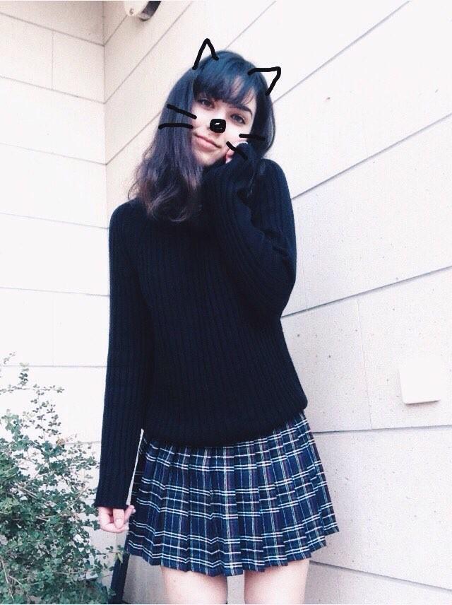 HTB175ZQLFXXXXa2XFXXq6xXFXXXR - Checkered Skirt Woman PTC 63