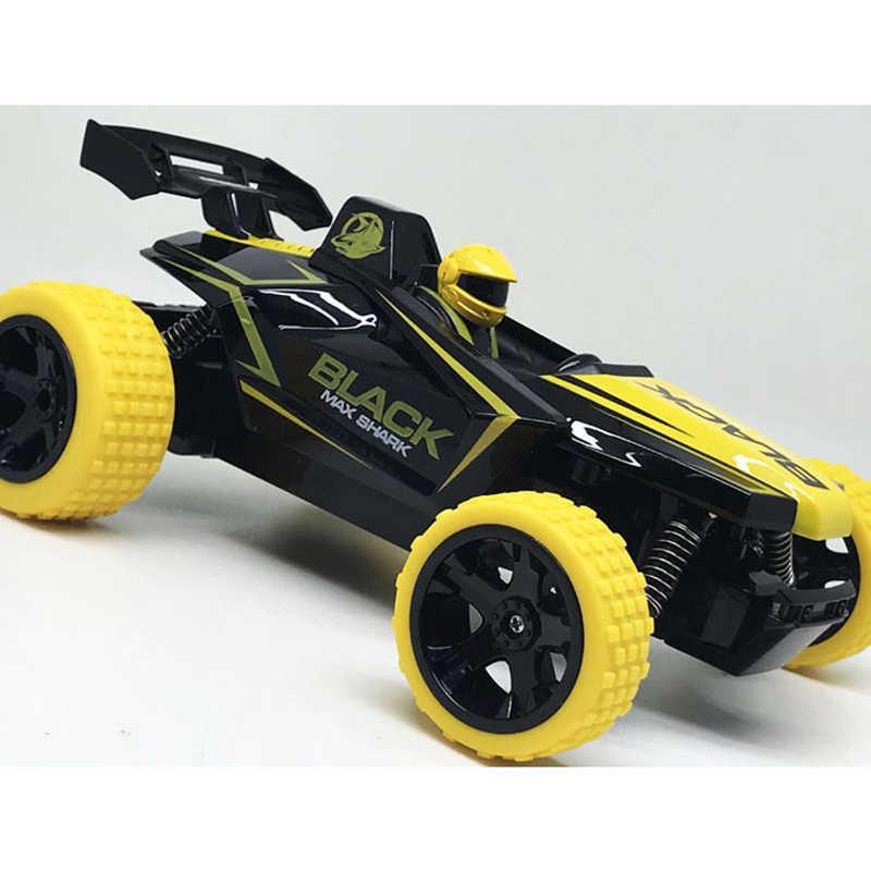 Brand New Alta Velocidade Corrida de Carros RC Carro Monster Truck Off Road 1:18 2.4g Simulação Pessoa Dirigindo o Carro Modelo veículo Crianças Brinquedos