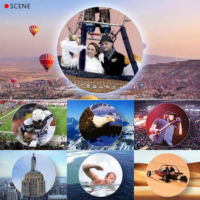 20X Zoom Telephoto Lens HD Monocular Telescope Phone Camera Lens for iPhone 11 Xs Max XR X 8 7 Plus Android Smartphone Mobile 5