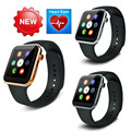 A9 oro hombres reloj smart watch para apple iphone 6 5S 5c 5 reloj para samsung s4/s3/note2/note3 htc huawei android Smartphone