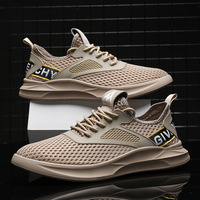 Brand Men Vulcanize Shoes Lightweight Breathable Flats Men Shoes Loafers Casual Men Trainers Sneakers Tenis 38 44 Yasilaiya