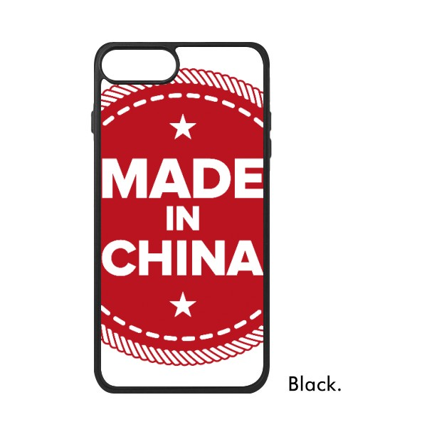 Made In China Chinese Pattern Love Red Star Flag Symbol Sign Dragon
