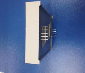 Image 2 - 送料無料10ピース新しい1ビットデジタルチューブ2.3インチ赤led共通カソード7セグメントデジタル表示卸売