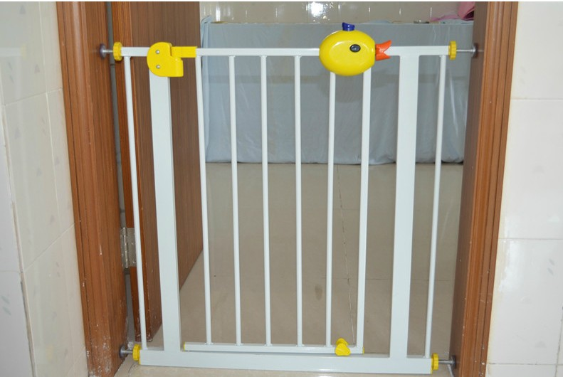 Baby child safe gate baby fence pet fence isolation dog fence stair guardrail dog fence wireless containment system pet wire free fencing kd661