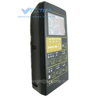 for Komatsu PC100-5 PC120-5 PC150-5 Excavator LCD Monitor Panel 7824-70-3103 with 1 year warranty
