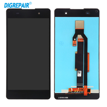 Display 5.0 Inch For Sony Xperia E5 F3311 F3313 LCD Touch Screen Digitizer Replacement Assembly Parts Black/White