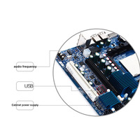 computer motherboard Desktop Replacement Home Dual/Quad Core Computer Accessories Office AM3 Memory Fast Motherboard USB Interface Wide Use DDR3 (4)