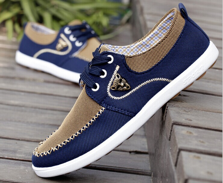Fashion Men Sneakers Hot sale new 2015 men shoes canvas running sport shoes  luxury mens gz sneakers free shipping-in Men's Casual Shoes from Shoes on  ...
