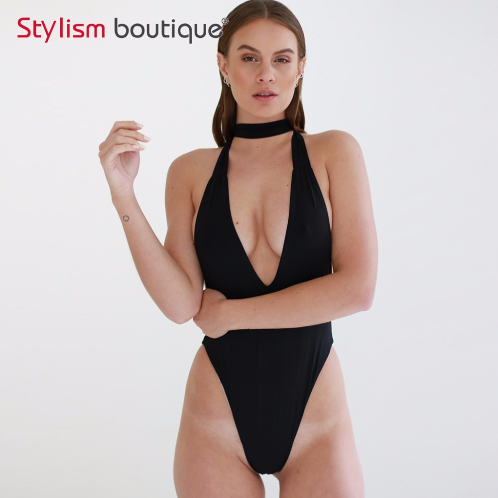 2018 New Women Multi Way Tie One Piece Swimsuit Seamless Double Lined High Cut Leg Swimwear Sexy Backless maillot de bain femme casio часы g shock ga 100 1a4