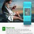Original Hesvit S3 Sport Brazalete Rastreador Podómetro Sleep Monitor de Ritmo Cardíaco de Datos Recordatorio de Pulsera para IOS Android
