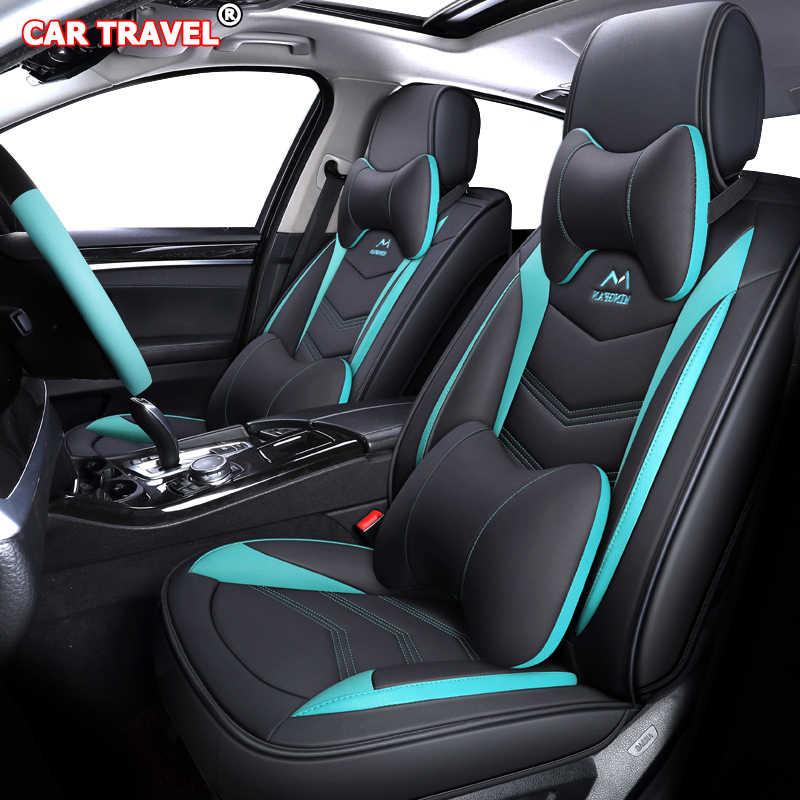 Роскошные кожаные чехлы для автомобильных сидений dacia duster dokker daewoo lanos matiz nexia, автомобильные чехлы для сидений, автомобильные аксессуары