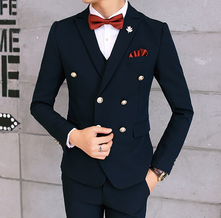 Double Breasted Suit Buttons | My Dress Tip