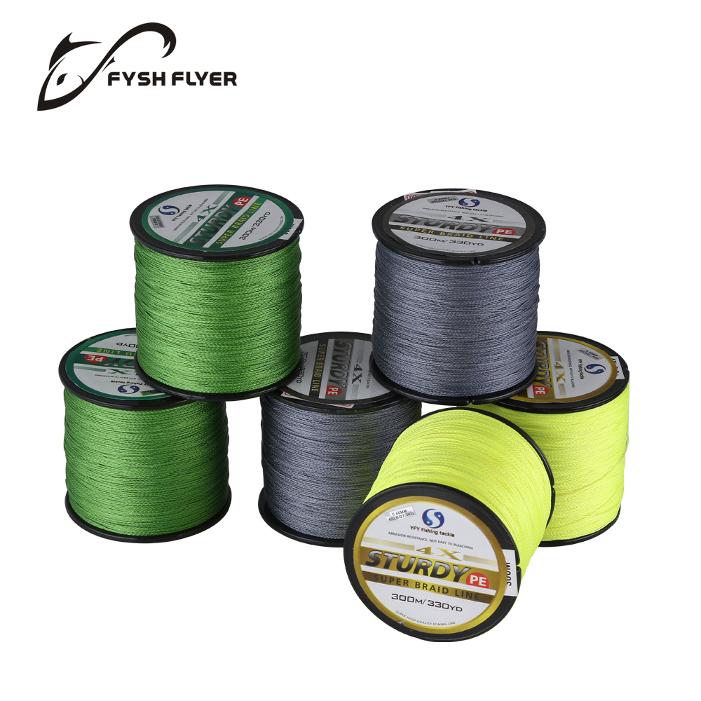 Buy 300m 4x braided fishing line 0 1 0 for Where to buy fishing line
