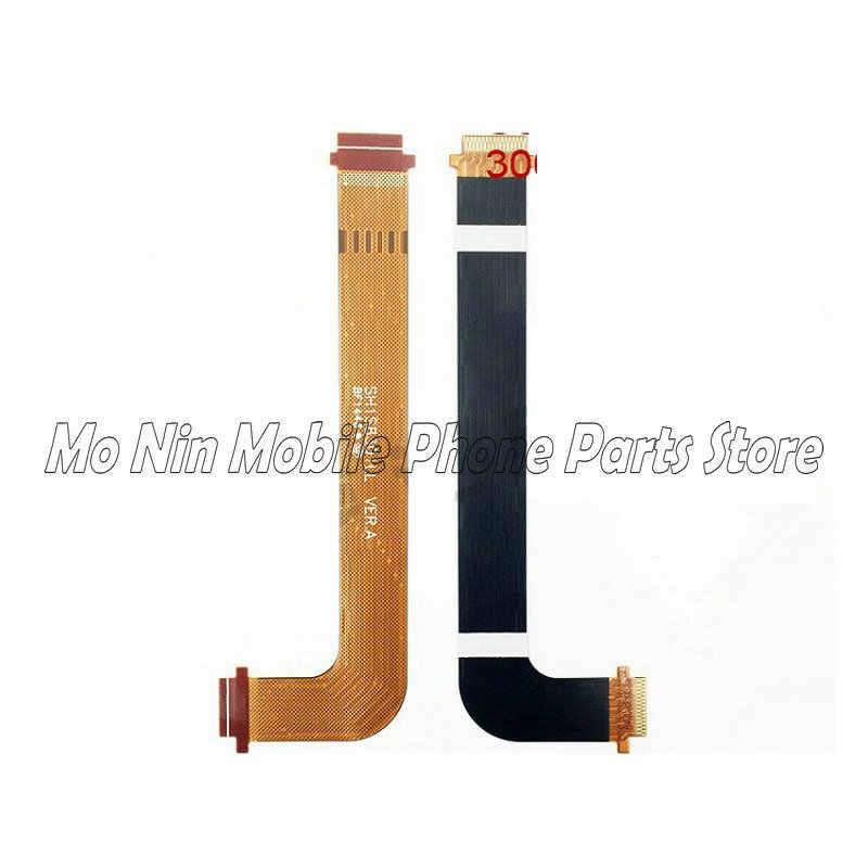 جديد لهواوي Mediapad M1 8.0 S8-301L S8-301u S8-303L S8-30 شاشة الكريستال السائل اللوحة الرئيسية LCD اتصال الشركة العامة للفوسفات الكابلات المرنة استبدال